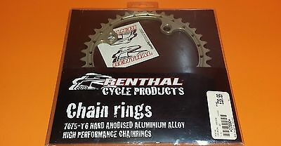 Renthal Ultralite SR4 ChainRing 38T 104 BCD