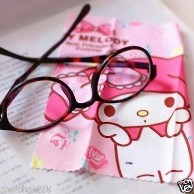 1 pcs X My Melody Cleaning Cloth Glasses Camera Lenses Phones ML104