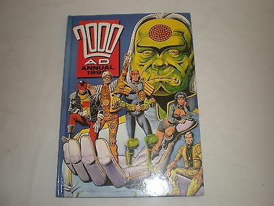 2000Ad Uk Annual 1990
