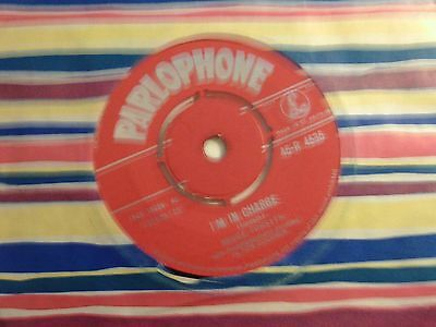 BRUCE FORSYTH UK PARLOPHONE 45 I'M IN CHARGE 1959 Ist ISSUE  EX