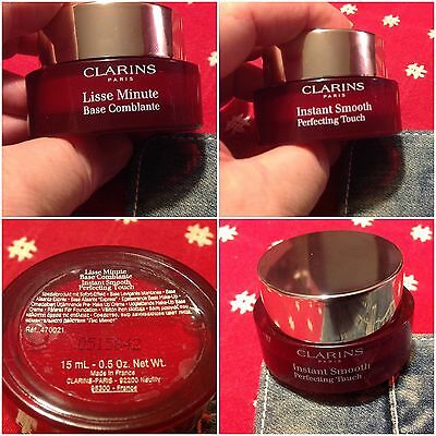 Clarins Instant Smooth Lisse Minute Base Levigante Instantanea Trucco Viso 15 Ml