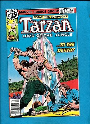 Tarzan #23 Marvel Comics April 1979 Sal Buscema VF/NM