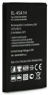Replacement Battery for LG K10 - BL-45A1H - 2300mAh