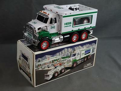 2008 Hess Toy Construction Truck w/ Frontend Loader In Original Box