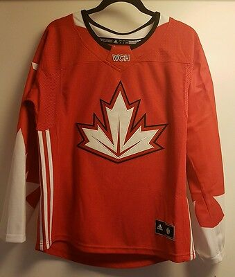 Sidney Crosby Adidas Womens Team Canada 2016 World Cup of Hockey Replica Jersey