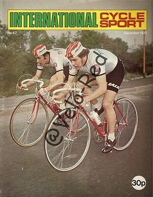 International Cycle Sport(3) No.61-90, some have Raleigh adverts.