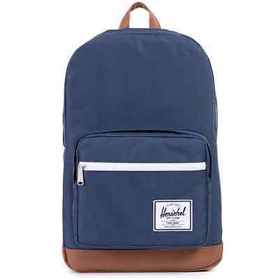 Herschel Supply Co. Pop Quiz Backpack in Navy NWT Free Shipping