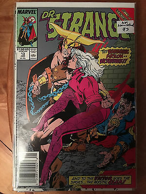 DR. STRANGE #13 NM 1st Print NEWSSTAND EDITION Doctor Acts of Vengeance