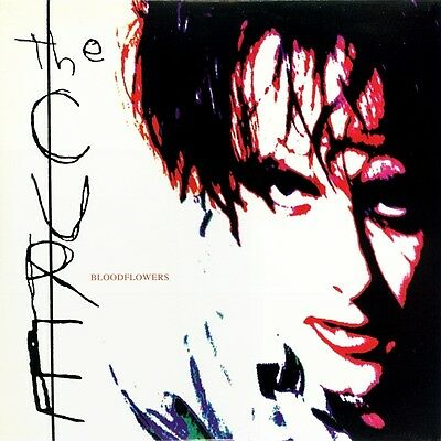 """The Cure """"bloodflowers"""" Rare Double Lp Made In Eu - Mint"""