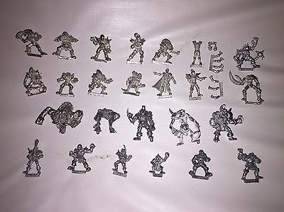 Blood Bowl 2nd Edition Chaos Allstars Star Players Metal Miniatures Rare