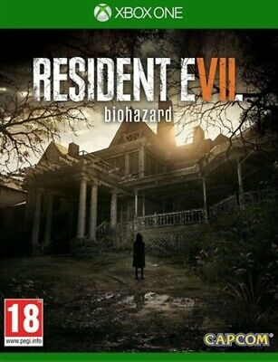 Resident Evil 7: biohazard (Xbox One) VideoGames