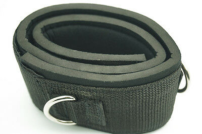 Ankle Strap Bodybuilding Strength Training Fitness Support Belt Exercise Bands
