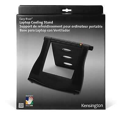 NEW Kensington SmartFit Easy Riser Cooling Stand,Fits laptops from 12 to 17 inch