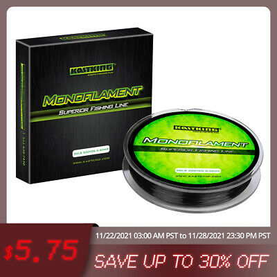 KastKing World's Premium Monofilament Fishing Line ICAST Award Winning Brand