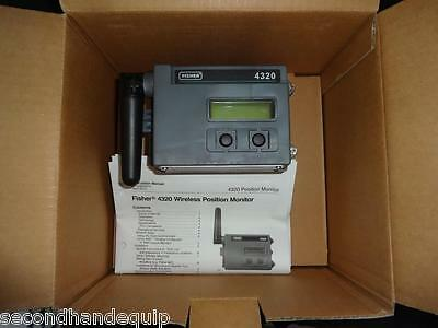 Fisher 4320 Wireless Position Monitor NEW IN BOX