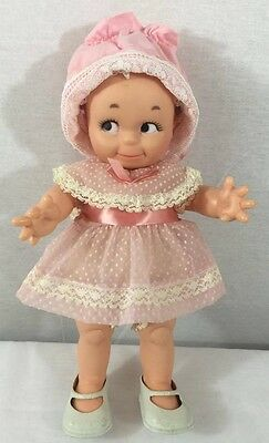 Vintage Cameo KEWPIE Doll 10'' CAMEO 18-Markings