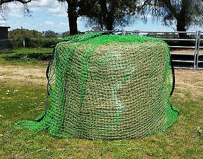 GutzBusta Round Bale Slow Feed Hay Net - NEW 60ply - 4x4 - SPECIAL OFFER