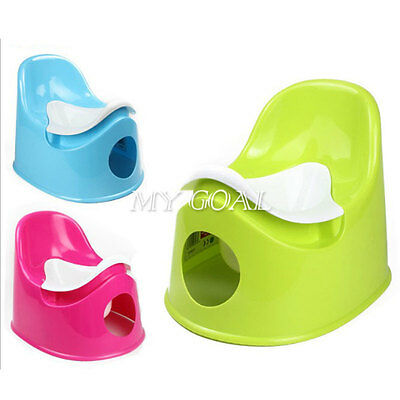 Baby Toddler Kids Trainning Children Potty Chair Seat Removable Toilet Trainer