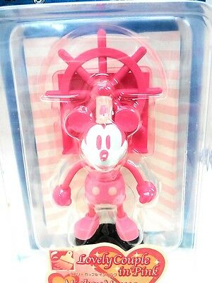 Tomy Disney Magical Collection #R015 Mickey Mouse &  R016 Minnie Mouse (Pink)