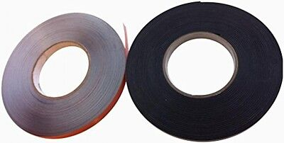 Self Adhesive Magnetic and Steel Tape/Strip 10M Kit For Secondary Glazing