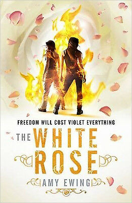 The White Rose (Lone City), New, Ewing, Amy Book
