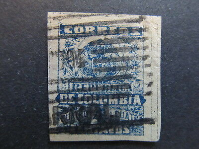 A3P25 Colombia 1903 4c used #47