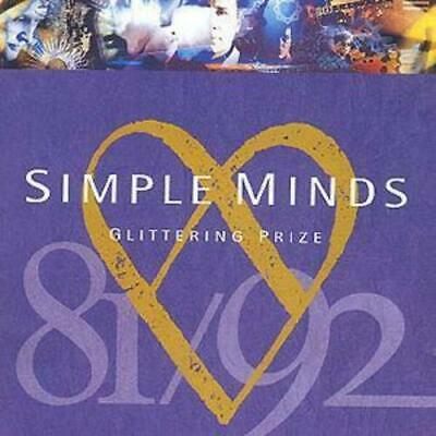 Simple Minds : Glittering Prize CD (1992) Highly Rated eBay Seller Great Prices