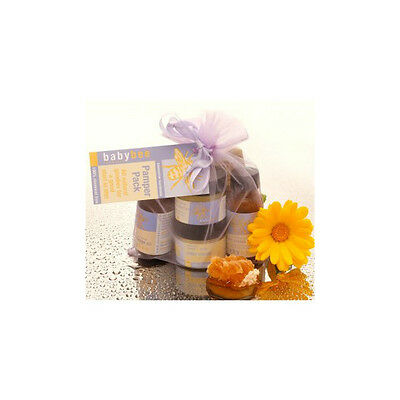 Organic 100% Natural Babies Skincare Baby New Mums Gift Set Cream Soap Products