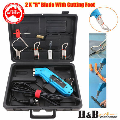 Hot Knife Rope Cutter Banner Webbing Cutting Spare Blades Electrical Marine Rope