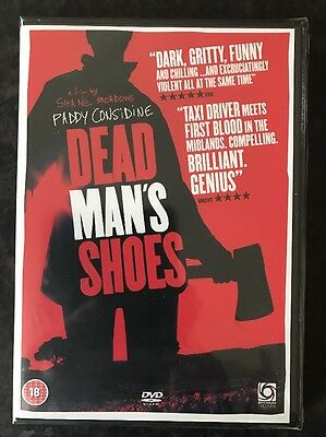 Dead Man's Shoes (DVD, 2005) **New & Sealed**