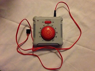Bachman Speed Controller & Red Track Wire 46605A
