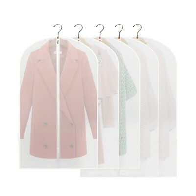 PEVA or Nylon Oxford Clothes Suit Garment Covers Protector Bags Dust proof