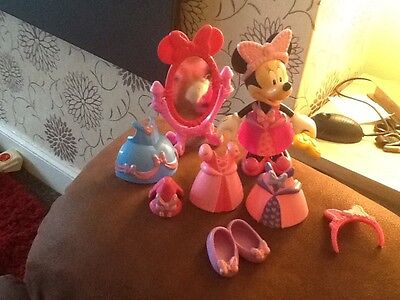 Fisher Price Minnie Mouse Princess Bow-tique