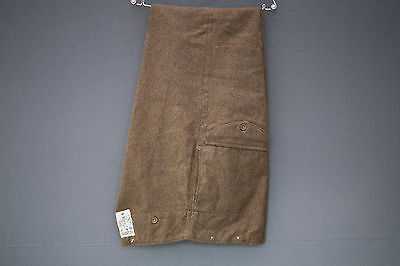 WW2 Large Size 18 1945 Dated 1940 Pattern Battle Dress Trousers British Army VGC