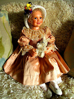 'Ginger' beautiful resin doll Ann Timmerman LE300 RARE doll