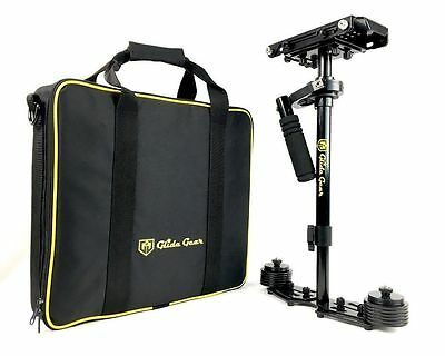 Glide Gear DNA 5050 DSLR Video Camera Gimbal Stabilizer Steady Cam HD 2-7 lbs