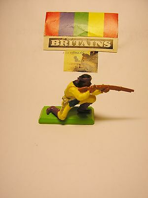 soldatino Toy Soldier Britains Deetail LTD 1971 Indiano scala 1:32