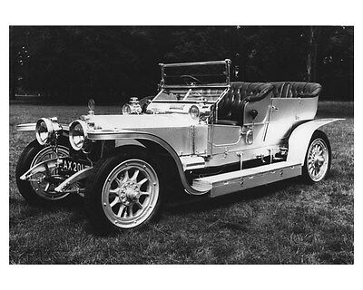 1907 Rolls Royce Silver Ghost ORIGINAL Factory Photo ouc1490