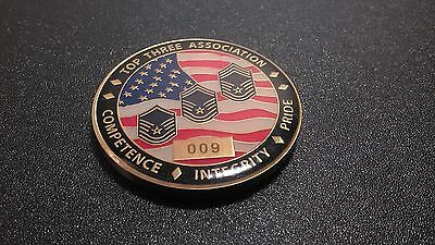 Challenge coin Air Force coin US
