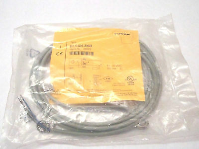 New TURCK BI1,5-G08-AN6X PROXIMITY SWITCH With Cable