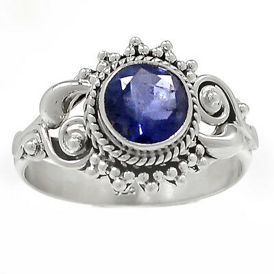 Iolie 925 Sterling Silver Ring Jewelry s.8 SR208842