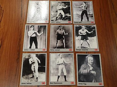 Boxing Cards Bare Knuckle Days
