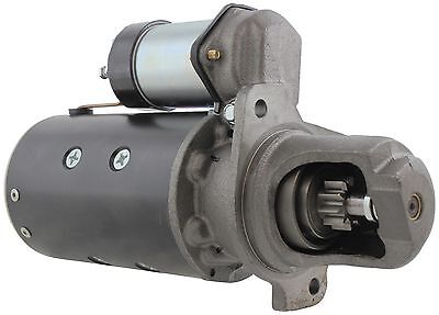 New USA Built Starter 12 Volt 10 Tooth Sealed Case 5402532X 2743536 10461609