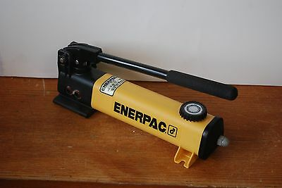 Enerpac P-142 Hydraulic Hand Pump 10,000 Psi Single Acting Usa Made New