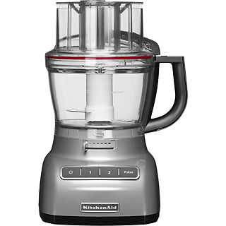 KitchenAid 5KFP1335 Food Processor / Kuechenmaschine 3,1 L Contur-Silber