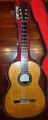 Old Spanish Classical Guitar in Bs As,  Jose Yacopi