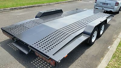 Car Trailer 16Ft 3000Kg Atm