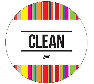 Colorful Dishwasher Magnet Fridge / sign magnet gift Clean Dirty dishes New