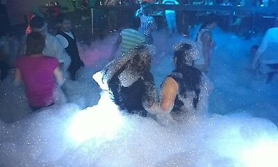 Foam Party Machines-solution in Powder 3 Pack-Makes 150 gallons of foam solution