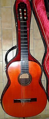 Old Classical Guitar Rogelio Carames